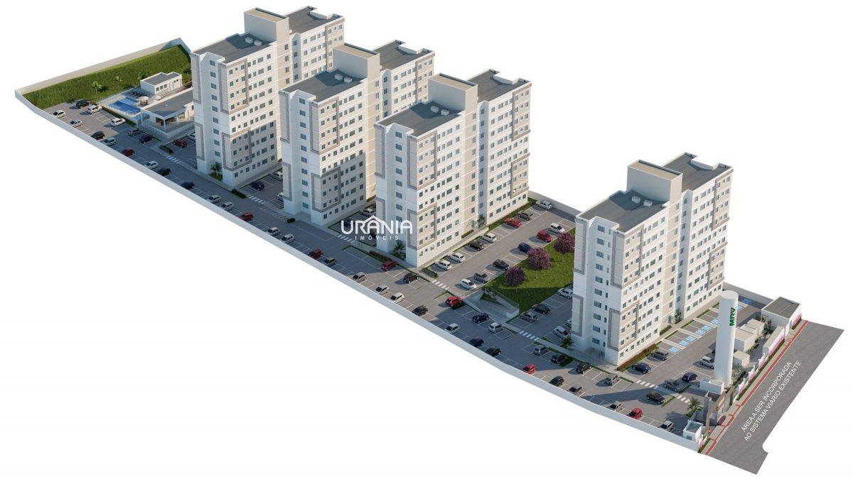 Apartamento a Venda no bairro Nossa Senhora da Penha I em Vila Velha - ES. 1 banheiro, 2 dormitórios, 1 vaga na garagem, 1 cozinha,  área de serviço,