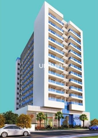 Apartamento a Venda no bairro Praia de Itaparica em Vila Velha - ES. 1 banheiro, 2 dormitórios, 1 suíte, 2 vagas na garagem, 1 cozinha,  área de servi