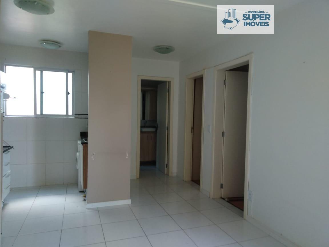 Apartamento a Venda no bairro Areal em Pelotas - RS. 1 banheiro, 2 dormitórios, 1 vaga na garagem, 1 cozinha,  área de serviço,  sala de tv,  sala de