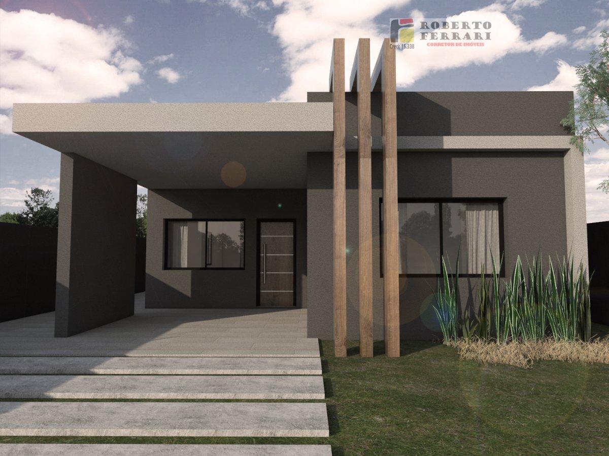 Casa a Venda no bairro Campo Duna em Imbituba - SC. 2 banheiros, 3 dormitórios, 1 suíte, 2 vagas na garagem, 1 cozinha,  área de serviço,  lavabo,  sa
