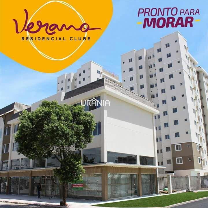 Apartamento a Venda no bairro Residencial Coqueiral em Vila Velha - ES. 1 banheiro, 2 dormitórios, 1 vaga na garagem, 1 cozinha,  área de serviço,  sa