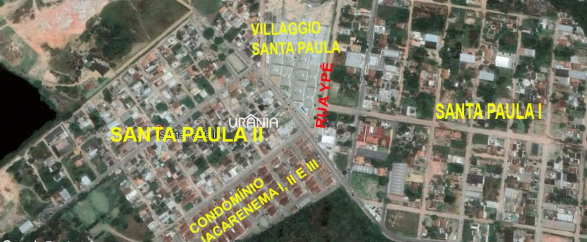 Terreno a Venda no bairro Santa Paula em Vila Velha - ES.  - 218