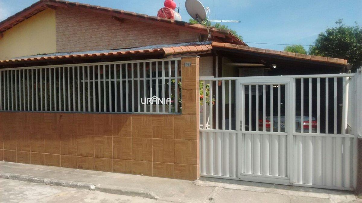 Casa a Venda no bairro Santa Paula II em Vila Velha - ES. 1 banheiro, 2 dormitórios, 1 vaga na garagem, 1 cozinha,  área de serviço,  sala de estar,