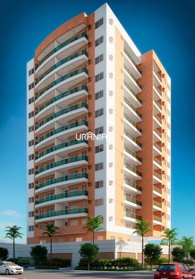 Apartamento a Venda no bairro Praia de Itaparica em Vila Velha - ES. 1 banheiro, 1 dormitório, 1 suíte, 2 vagas na garagem, 1 cozinha,  área de serviç