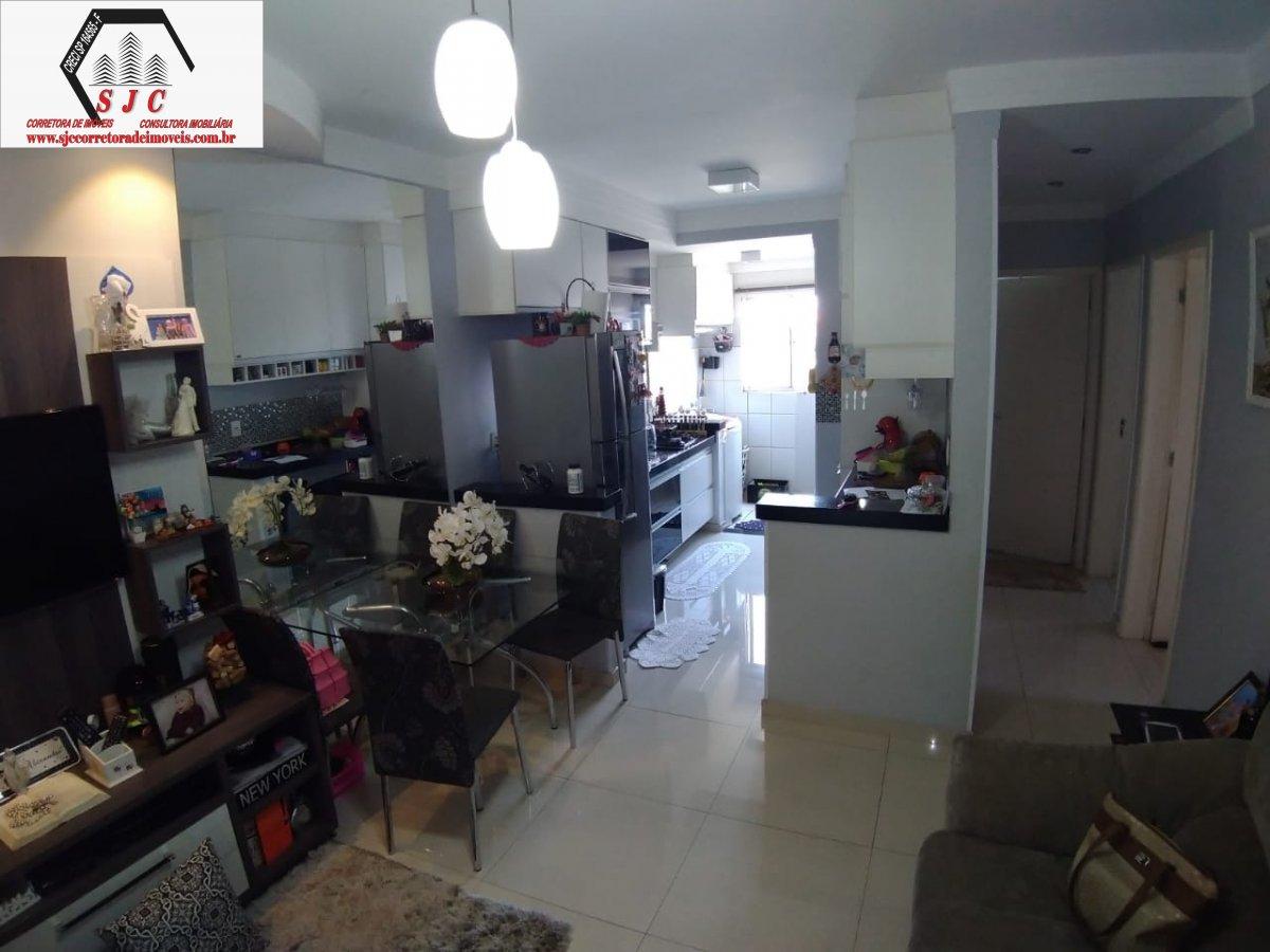 Apartamento a Venda no bairro Jardim Santa Eliza em Americana - SP. 1 banheiro, 2 dormitórios, 1 vaga na garagem, 1 cozinha,  sala de estar,  sala de