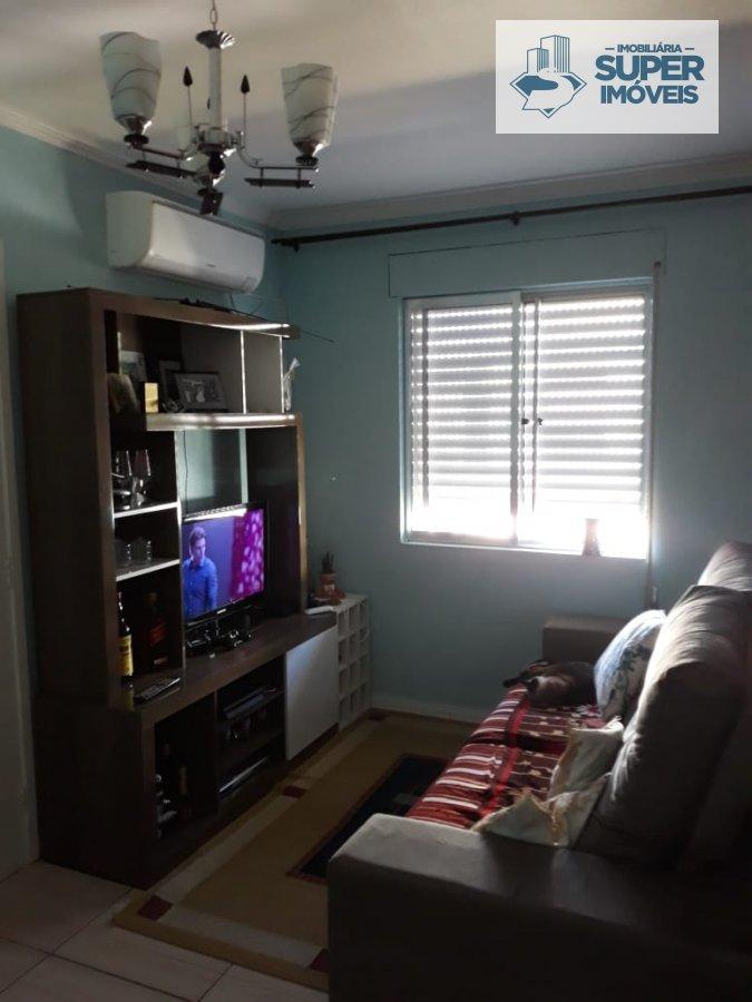 Apartamento a Venda no bairro Vila Maria José em Rio Grande - RS. 1 banheiro, 2 dormitórios, 1 vaga na garagem, 1 cozinha,  área de serviço,  sala de