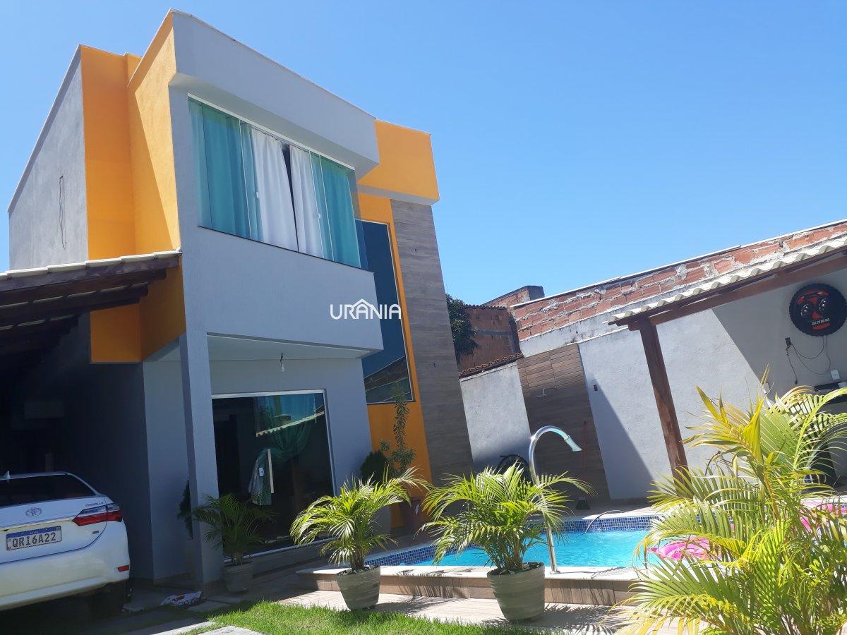 Casa a Venda no bairro Santa Paula II em Vila Velha - ES. 4 banheiros, 2 dormitórios, 1 suíte, 3 vagas na garagem, 2 cozinhas,  área de serviço,  copa