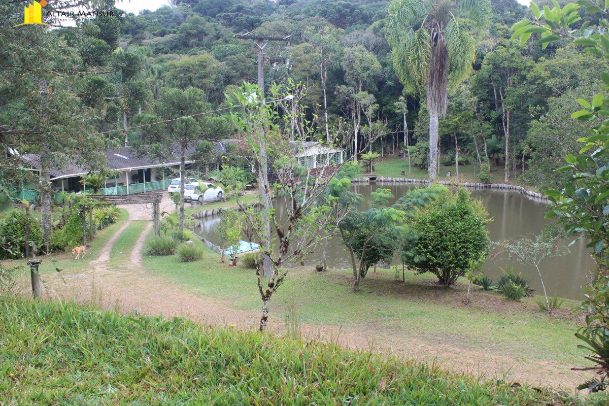 Fazenda/sítio/chácara/haras à venda  no Matulão - Tijucas do Sul, PR. Imóveis