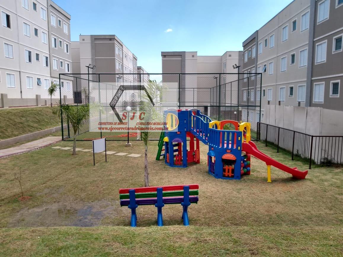 Apartamento para Alugar no bairro Morada do Sol em Americana - SP. 1 banheiro, 2 dormitórios, 1 vaga na garagem, 1 cozinha,  área de serviço,  sala de