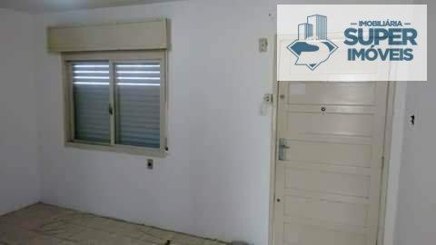 Apartamento a Venda no bairro Fragata em Pelotas - RS. 1 banheiro, 2 dormitórios, 1 cozinha,  área de serviço,  sala de estar,  sala de jantar.  - 116