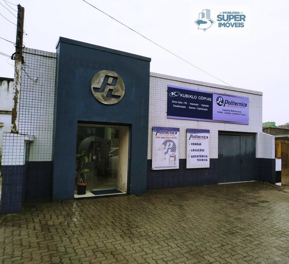 Prédio a Venda no bairro Areal em Pelotas - RS. 2 banheiros, 1 vaga na garagem.  - 1170