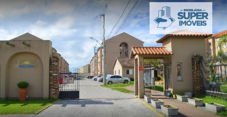 Apartamento a Venda no bairro Fragata em Pelotas - RS. 1 banheiro, 2 dormitórios, 1 vaga na garagem, 1 cozinha,  sala de estar.  - 1200