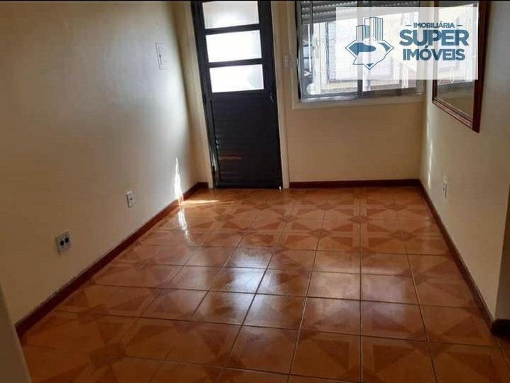 Apartamento a Venda no bairro São Gonçalo em Pelotas - RS. 1 banheiro, 2 dormitórios, 1 cozinha,  sala de estar,  sala de jantar.  - 1208