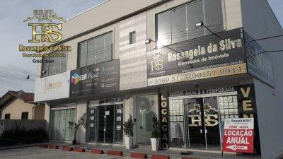 Sala comercial na Perequê, Porto Belo - SC