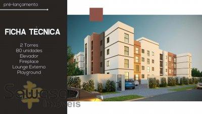 Apartamento na Planta Weissopolis, Pinhais - PR