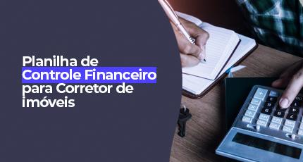 Modelo de Planilha de controle financeiro para Corretores de imóveis