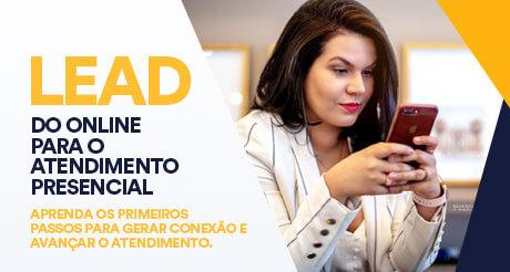 Lead do online para o atendimento presencial