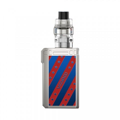 180W VOOPOO Alpha Zip TC Kit with Maat Tank