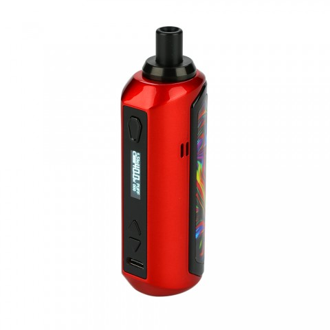 cheap 40W Artery Nugget AIO Pod System Kit - 1500mAh , Red