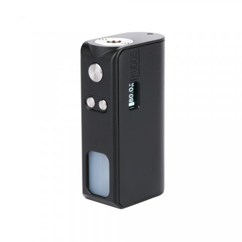 cheap [With Warnings] 80W Hippovape Kudos Squonk MOD - Black