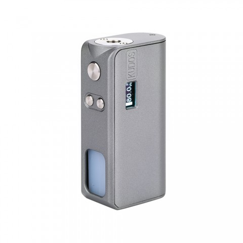 cheap [With Warnings] 80W Hippovape Kudos Squonk MOD - Iron Grey
