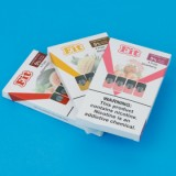 [With Warnings] FIT Pre-filled Disposable Pod Cartridge - 0.7ml 4pcs/pack, Apple Standard Edition-2
