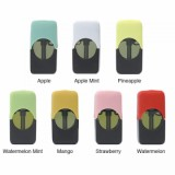 [With Warnings] FIT Pre-filled Disposable Pod Cartridge - 0.7ml 4pcs/pack, Apple Mint Standard Edition-1