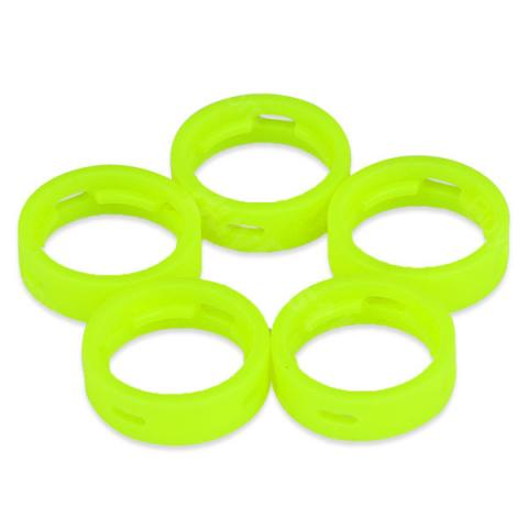 cheap Eleaf iJust 2 Silicone Airflow Control Ring 5pcs/pack - Green