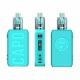 126W CIGPET CAPO Starter Kit with CIGPET Mesh Tank - Blue-3