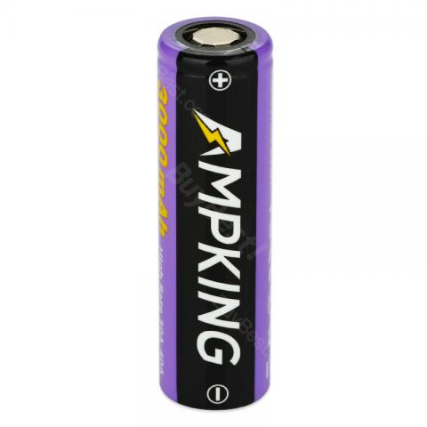 Ampking AK3030 20700 40A High-drain Battery - 3000mAh