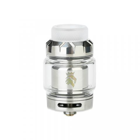cheap Kaees Stacked RTA - 3ml/5ml, Silver 3ml