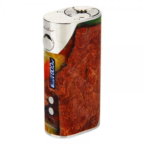 cheap 80W Arctic Dolphin Arthur Stabilized Wood TC MOD - Wood