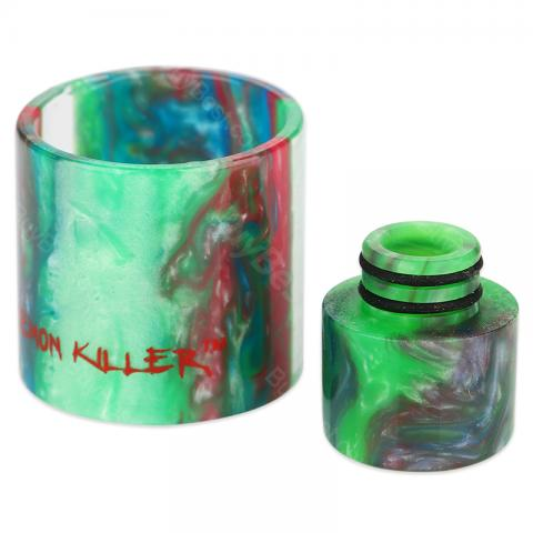 Demon Killer Resin Tube & Drip Tip for Melo 3 Mini