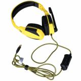 KOTION EACH G4000 Headset - USB Version, Black/Yellow-3