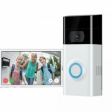 Smart WIFI Video Doorbell - US plug-5