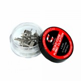 best Coilology Quad Core Fused Clapton Premade Coil 10pcs/pack - 0.28ohm