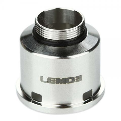 cheap Eleaf Lemo 3 RTA Atomizer Cap 5pcs/pack  - Silver