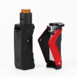 100W GeekVape Aegis Squonker TC Kit with Tengu RDA - Red Standard Edition-3