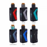 100W GeekVape Aegis Squonker TC Kit with Tengu RDA - Red Standard Edition-5