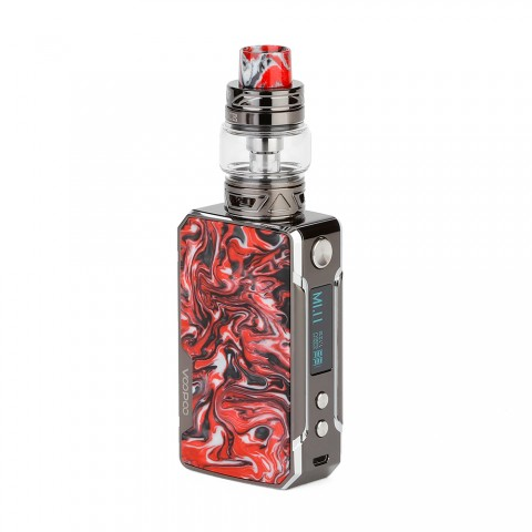 117W VOOPOO Drag Mini Platinum Edition TC Kit with UFORCE T2 - 4400mAh