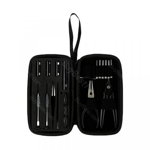 cheap Avidartisan DIY Tool Kit for E-cig DIY, Black