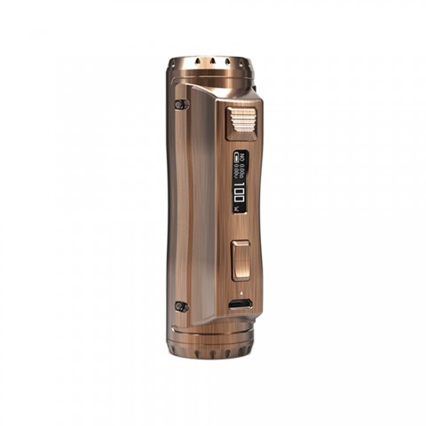 cheap 120W Ehpro Cold Steel 100 TC Box MOD - Old Copper TPD Edition