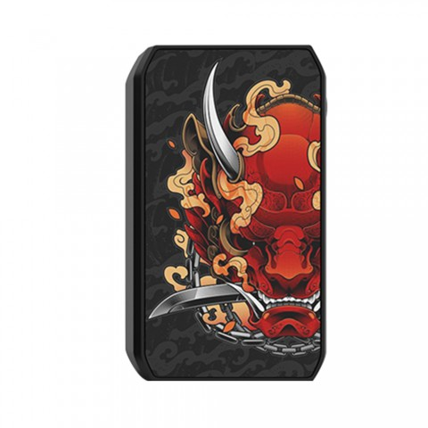 cheap 126W CIGPET Capo Regulated Box Mod - Samurai Standard Edition