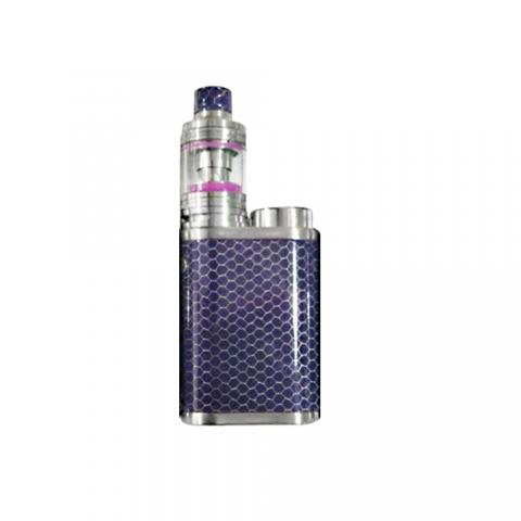 cheap 75W Eleaf Istick Pico Resin Kit with Melo 4 Atomizer - Glossy Purple