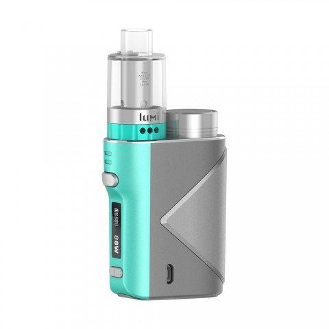 80W Geekvape Lucid TC Starter Kit with Lumi Tank