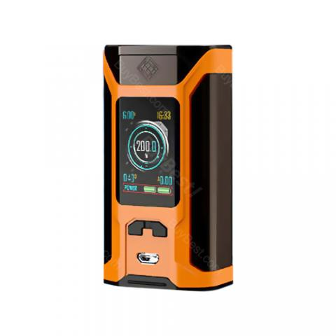cheap 230W Wismec Sinuous Ravage230  Mod - Glossy Orange