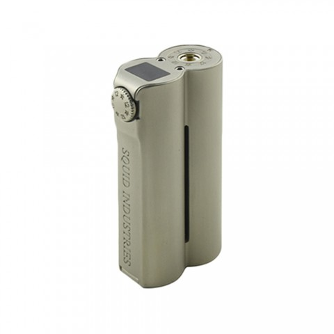 cheap 150W Squid Industries Double Barrel V3 VW MOD - Champagne Grey
