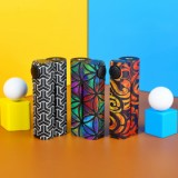 150W Squid Industries Double Barrel V3 VW MOD - Flower of Life-1