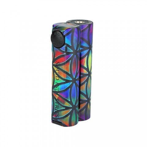 cheap 150W Squid Industries Double Barrel V3 VW MOD - Flower of Life