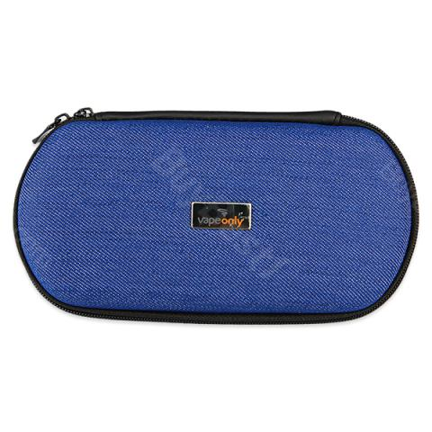 cheap VapeOnly e-Cigarette Zipped Carrying Case - XL/Mega , Jean Cloth